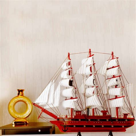 buy home decor buy wooden sailing ship nautical decor home crafts