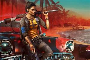 Ubisoft, U0026, 39, S, Gameplay, Trailer, For, Far, Cry, 6, Reveals, An
