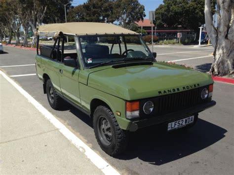 kind range rover classicdefender safari  door