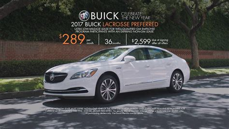 Lease Buick Lacrosse by 0 2017 Buick Lacrosse Preferred Lease Special