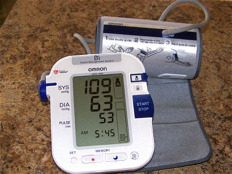 Omron Automatic Blood Pressure Monitor Model HEM-790IT