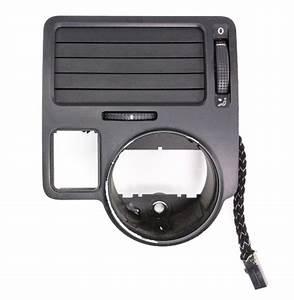 Lh Driver Dash Vent Headlight Trim 99