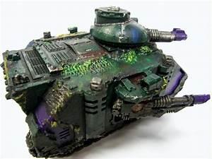 Does Light Reflecting Paint Work Updating My Nurgle Tanks Updated 3rdjan09 Vindicators And