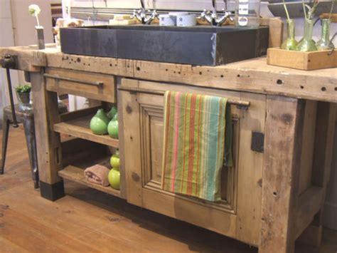 relooking d une cuisine rustique établi recyclé kitchen établis recherche