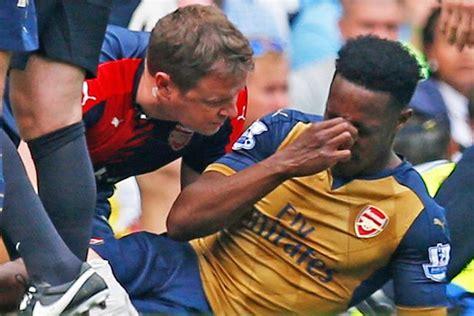 England Injury Curse Sparks Threeway Fight For Danny