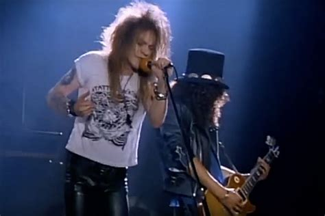 The Day Guns N' Roses Filmed 'welcome To The Jungle' Video