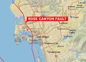 earthquake san diego county