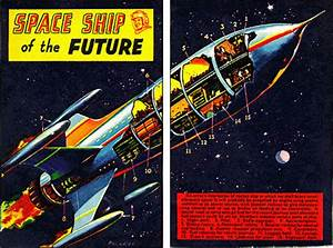 1950s Space Exploration Spacecraft (page 5) - Pics about space