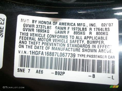 paint codes for honda automotivetouchup autos post