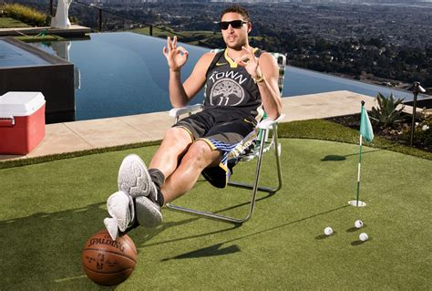 Warriors guard Klay Thompson is the Coolest MFer in the NBA