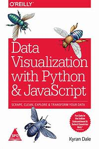 Books    Data Visualization With Python And Javascript