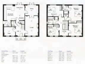 family home floor plans 2 story single family home plans