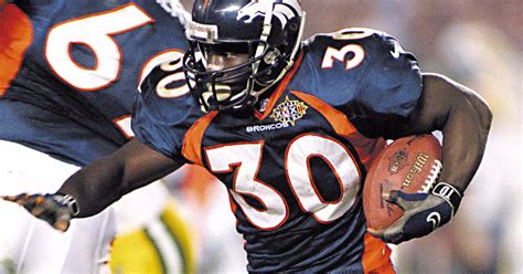 My Big Game Moment Terrell Davis Dealt With His Pain