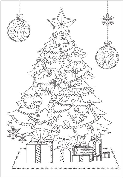 christmas coloring page  coloring book club
