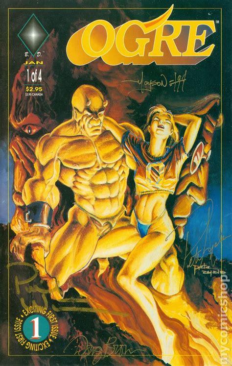 Ogre (1994) comic books