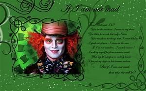 Alice in Wonderland (2010) images Mad Hatter Wallpaper ...
