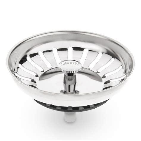 Savisto Premium Stainless Steel Kitchen Sink Basin Waste