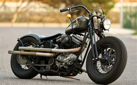 Bobber Motorcycle Custom