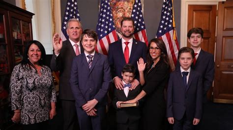 Lauren Boebert takes sworn into office over the weekend ...