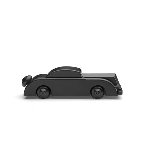 Small Limousine by Bojesen Wooden Small Black Limousine Panik Design