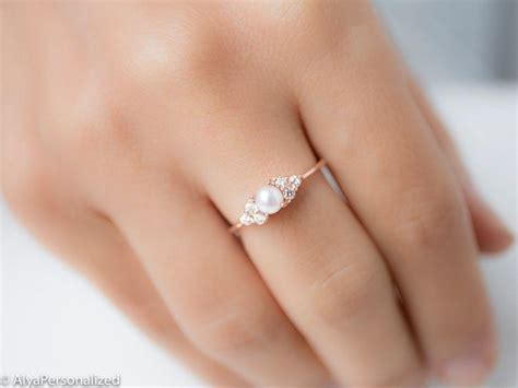 express to your partners pearl engagement rings