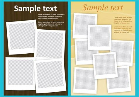 free photo templates photo collage templates free vector stock graphics images