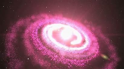 4k Galaxy Space Nebula Universe Rotating Stardust