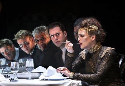 production history titus andronicus royal shakespeare