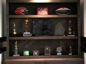 How to Build a Trophy Case how-tos DIY