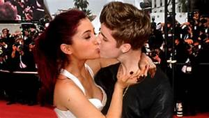 Are Justin Bieber & Arianna Grande Hooking Up? - YouTube