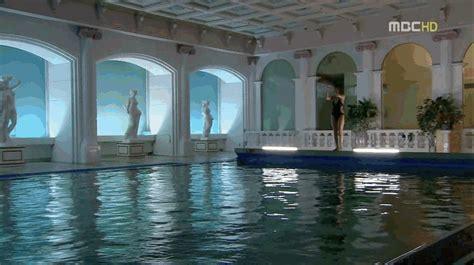 My Top 5 ... Swimming Pool Scenes