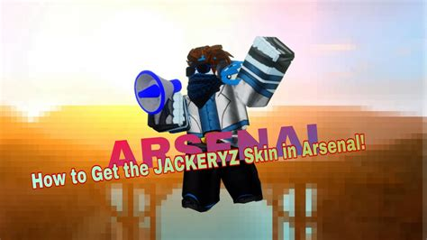 This list shows previous versions of various skins. How to Get The Jackeryz Skin in Arsenal! (Roblox Arsenal Codes) - YouTube