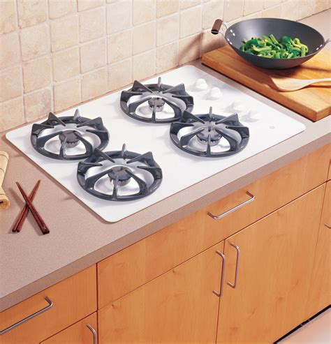ge gas cooktop built geappliances