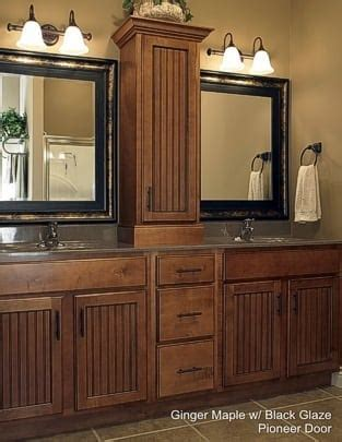 Custom Bathroom Vanities   Pease Warehouse