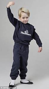 What Prince George Will Wear On His First Day At School