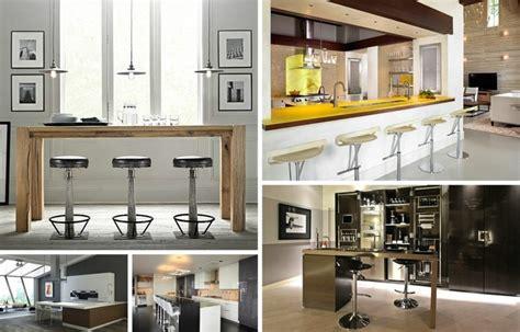 bar cuisine design bar de cuisine design quelles sont les options