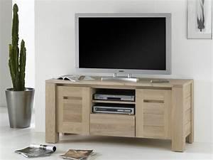 Meuble Tele Haut : meuble haut tv meuble tele d angle trendsetter ~ Teatrodelosmanantiales.com Idées de Décoration