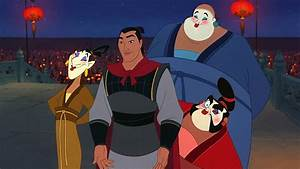 Mulan (1998) - The Movie