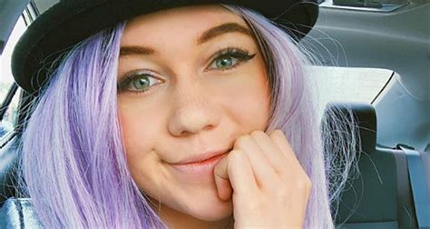 jessie paege explains   lied   purple hair