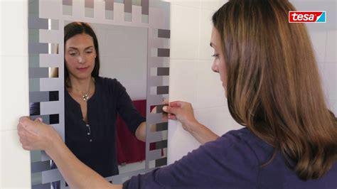 tesa powerbond spiegelklebeband spiegel aufh 228 ngen ohne