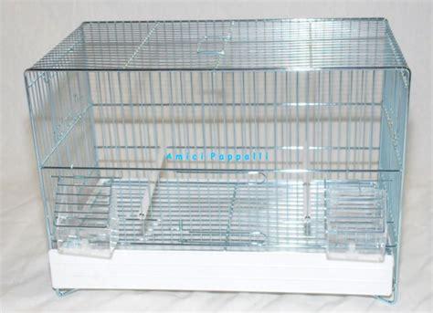 gabbie per allevamento uccelli gabbia da 45 cm domus molinari gabbie da per