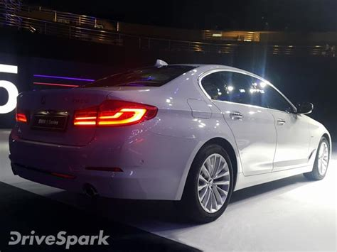 BMW 5 Series Launched In India; Launch Prices ...