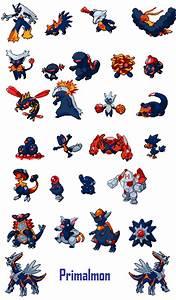 Primal Pokemon OvO
