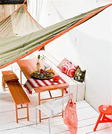 zonas de estar de verano  muebles recuperados diy