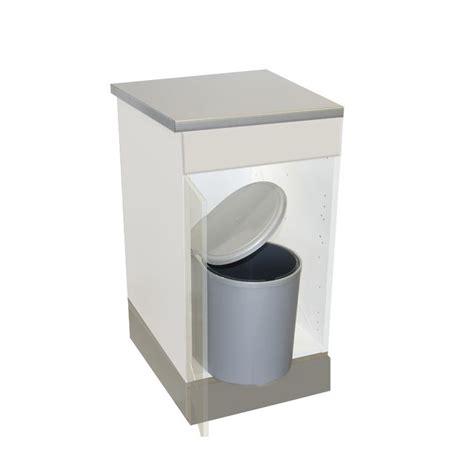 poubelle cuisine encastrable 30 litres poubelle de cuisine poubelle pdale l with poubelle