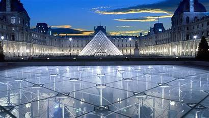 Louvre Background Wallpapers