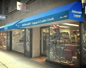 Ambassador Luggage & Leather Goods Store - Leather Goods ...
