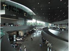 BMW Museum e BMW Welt Il Quartier Generale della BMW