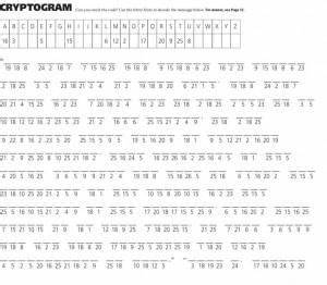 Cryptogram | LDS Week: Semiannual Special Section ...
