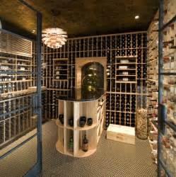 cave a vin moderne id 233 es de cave 224 vins bouteilles barriques et casiers bar en bois cave et vin